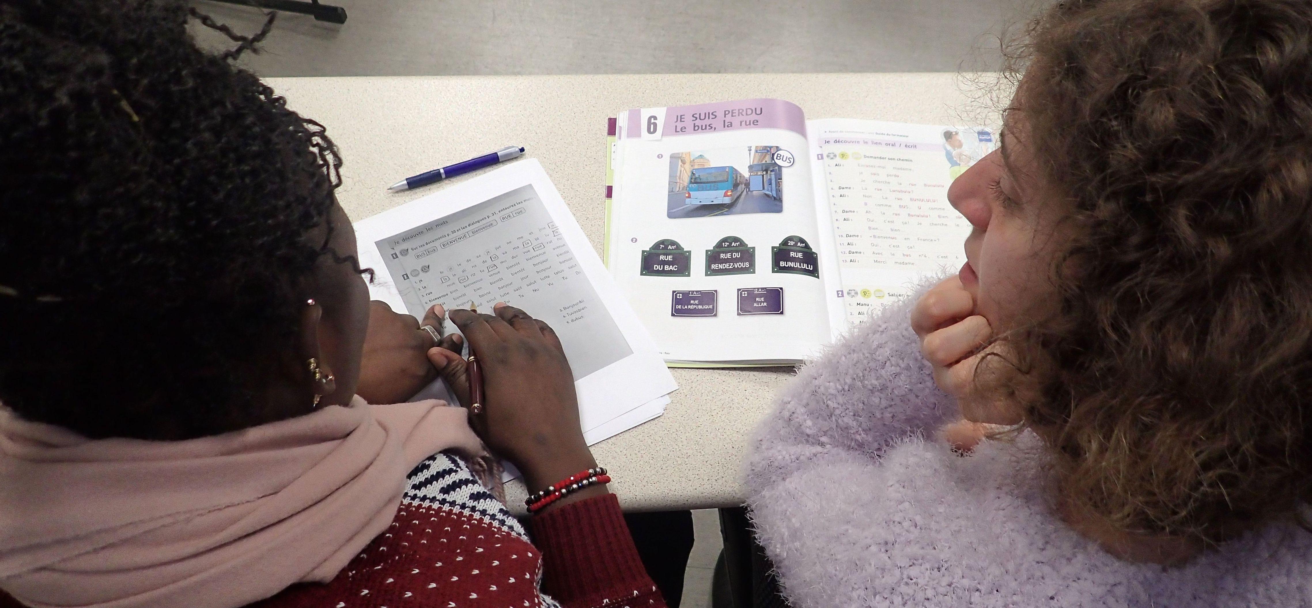 Cours de français débutants - 26 nov. 2019