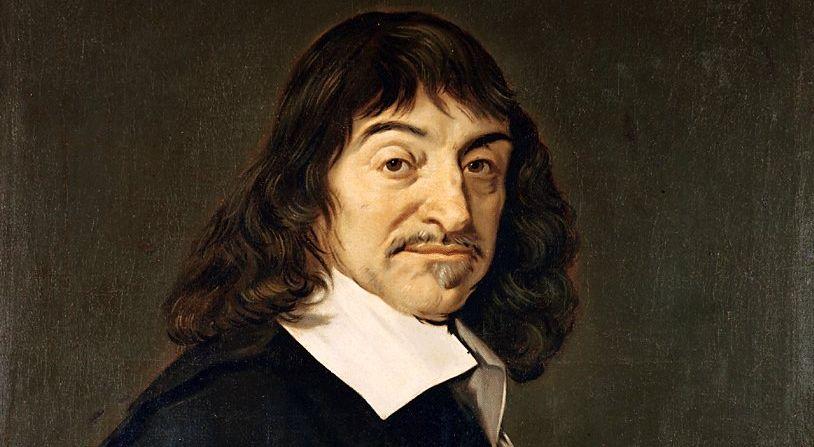 René Descartes  peinture d'après Frans Hals